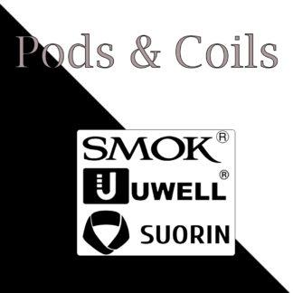 Pods & Coils